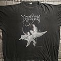 "Immolation original ""dawn of possession"" 1991 tour shirt"