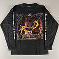 HATE ETERNAL - TShirt or Longsleeve - Hate Eternal Conquering the Throne 1999 longsleeve