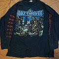 Bolt Thrower IV Crusade original 1993 European tour longsleeve