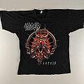 Vader - TShirt or Longsleeve - Vader Sothis 1995 tour shirt