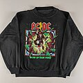 AC/DC - TShirt or Longsleeve - AC/DC original sweatshirt