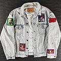 Perturbator - Battle Jacket - A random denim jacket