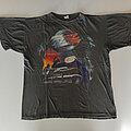 ZZ Top - TShirt or Longsleeve - ZZ TOP original 1990 tour shirt