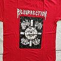 Resurrection - TShirt or Longsleeve - Resurrection Embalmed Existence original 1993 shirt