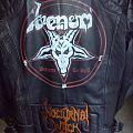 Back of my Leather Jacket