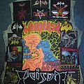 Alco Raging Heavy Speed Thrash Metal Attack!!! Battle Jacket