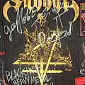 Sabbat Envenom BP Signed ! Patch