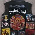 My Girlfriend Vest..all is my arrangement! Battle Jacket