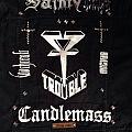 Trouble - Battle Jacket - Doomy-gloomy jacket