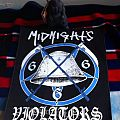 Midnight - Patch - Midnight Violators backpatch