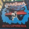 Sepultura - Patch - sepultura BP
