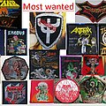 Judas Priest - Patch - Most wanted 2.0