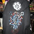 Cult of Fire Hooded Top