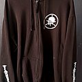 Iron Bonehead - Hooded Top - Iron Bonehead Circle of Absolute Power Zipped Hoodie XL