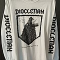 Diocletian - TShirt or Longsleeve - Diocletian Repel the Attack Longsleeve XL