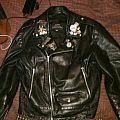 My leather Jacket and Bullet Belt
