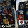 Slayer - Battle Jacket - My First Battlejacket