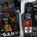 Battle Jacket - My First Battlejacket