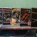 Running Wild Tapes (sealeds) Tape / Vinyl / CD / Recording etc