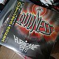 Loudness - Hurricane Eyes OBI Tape / Vinyl / CD / Recording etc
