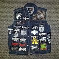 Battle Jacket - My vest.