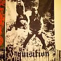 Inquisition Poster Flag