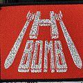H-Bomb - Patch - H Bomb - Logo (vintage patch)