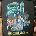 Death - Spiritual Healing (vintage patch)
