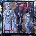Death - Patch - Death - Human (vintage patch)
