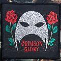 Crimson Glory - Patch - Crimson Glory - Crimson Glory (vintage patch)