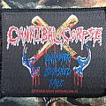 Cannibal Corpse - Patch - Cannibal Corpse - Hammer Smashed Face (vintage patch)