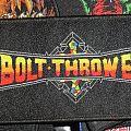 Bolt Thrower - Patch - Bolt Thrower - Cenotaph [Strip]