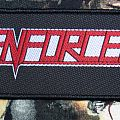 Enforcer - Patch - Enforcer - Logo (woven patch)