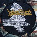 Judas Priest - Patch - Judas Priest - Screaming For Vengeance (vintage patch)