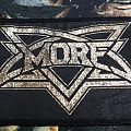 More - Patch - More - logo (woven patch)
