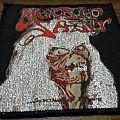 Morbid Saint - Patch - Morbid Saint - Spectrum Of Death (Official & bootleg)