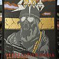 Sodom - Persecution Mania (vintage patch /black borders)