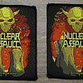 Nuclear Assault - Patch - Nuclear Assault - Survive (vintage patch)