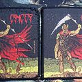 Cancer - Patch - Cancer - Death Shall Rise (vintage patch)