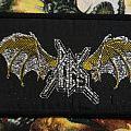 Dark Angel - Patch - Dark Angel  - Winged logo (vintage patch)