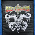 Bolt Thrower - Patch - Bolt Thrower - Cenotaph (vintage patch)