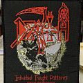 Death - Patch - Death - Individual Thought Patterns (vintage patch)