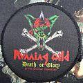Running Wild - Patch - Running Wild - Death Or Glory (vintage patch)