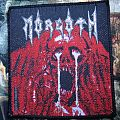 Morgoth - Patch - Morgoth - Resurrection Absurd (vintage patch)