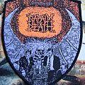 Napalm Death - Patch - Napalm Death - Scum (vintage patch)