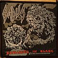 Sadus - Swallowed In Black (vintage patch)