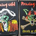 Running Wild - Patch - Running WIld - Backpatches