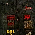 Battle Jacket - Thrash vest update