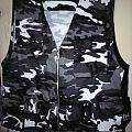 darkgrey Camouflage Vest