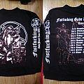 TShirt or Longsleeve - Marduk Fist Fucking Planet Tour 2000 Longsleeve T Shirt